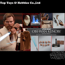 Full set Hottoys MMS478 1/6 Scale Obi-Wan KENOBI Action Figure Star Wars figure Toy Collectible Figure Doll Toys Gift with box original full set action figure star ace toys 1 6 scale sa0045 general artemisia action figure model