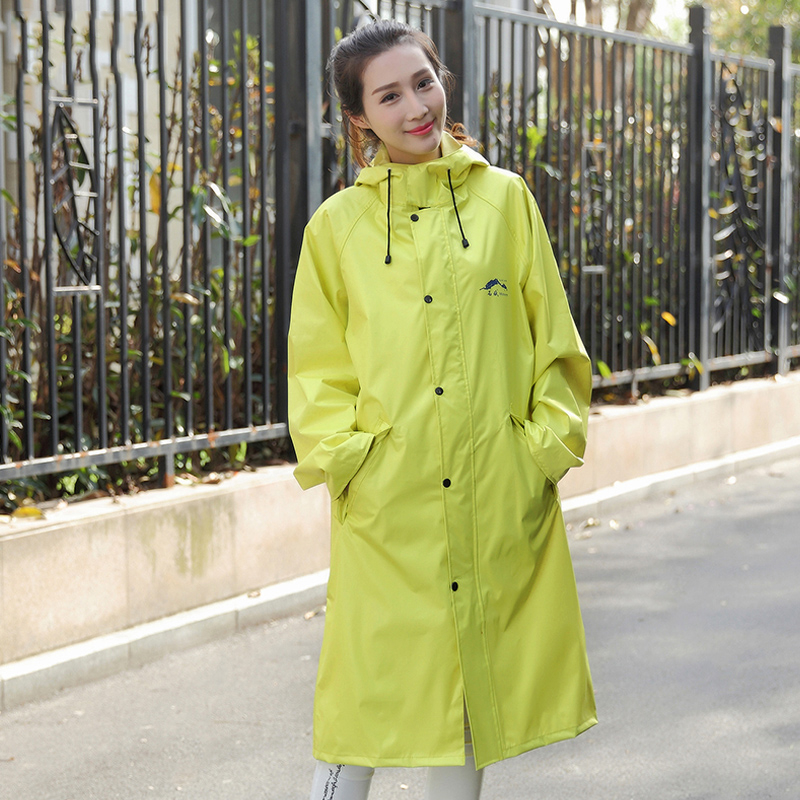 ФОТО Waterprof Rain Coat Women Men Rainwear Capa De Chuva Travel Impermeable Rain Poncho Outdoor Raincoat Clothing DDGZ4X