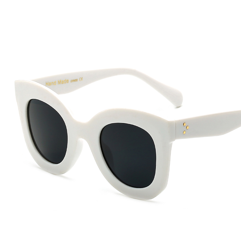 Peekaboo women big frame sunglasses cheap 2018 gradient fashion ...