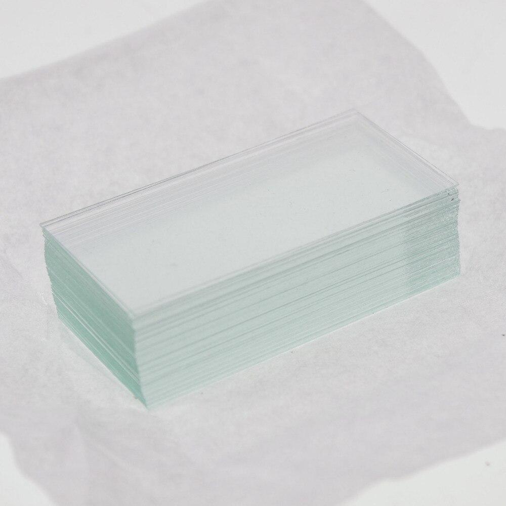 24mmx50mm Microscope Cover Glass Slips Each Bid For 100pcs