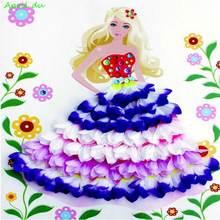 Цветочная живопись april du креативная паста ручной работы с