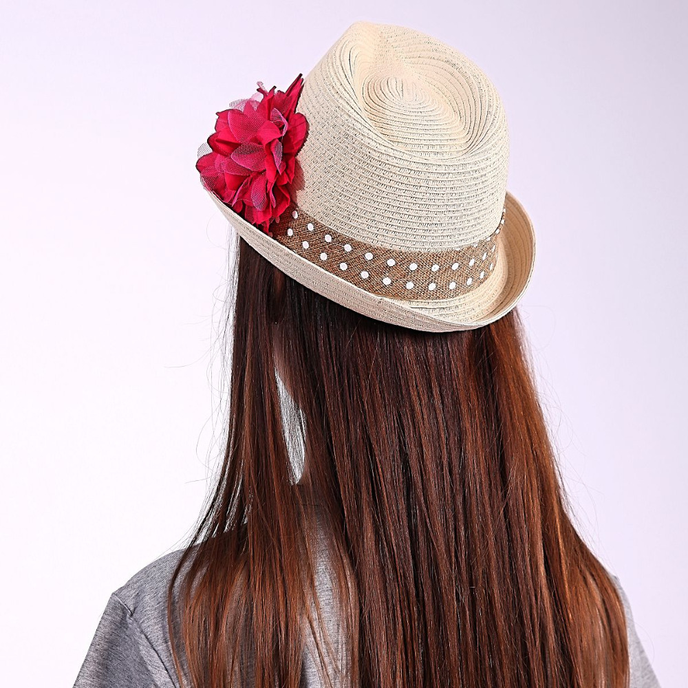Decorating With Hats Aliexpresscom Buy 2015 Fashion Trend Girls Straw Hat With