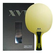 Haut de gamme XVT ZL HINOKI ZL carbone (AMULTART) palette de Tennis de Table/lame de Tennis de Table avec boîte d'origine