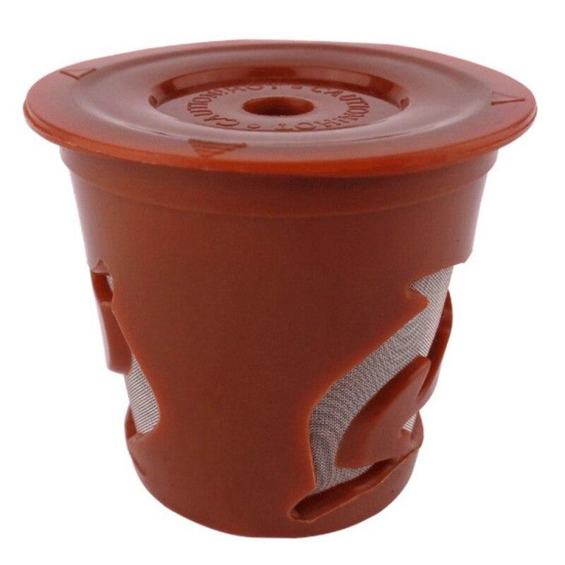 1pcs kcup refillable reusable kcups coffee filter for keurig hot plus 20 - Cheap Keurig