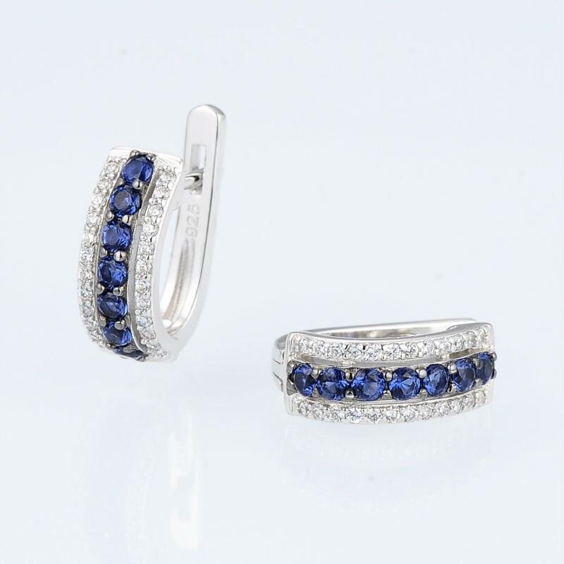 E303082BZZSK925-SV3-Silver Earrings