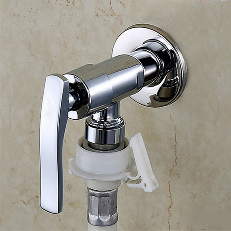 Big Sale Brass Garden Washing Machine Faucets Water Tap Polished