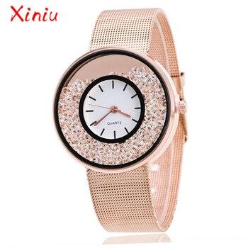 Quartz Watch Crystal