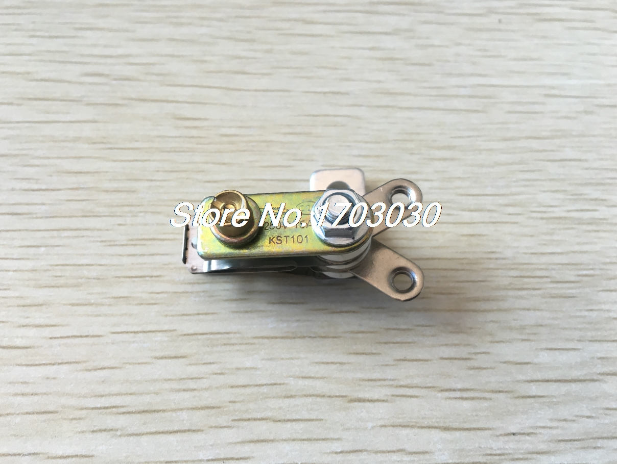 Repairing Parts Limit Thermostat Switch AC 250V 15A KSD100 for Rice Cooker rice cooker parts open cap button cfxb30ya6 05