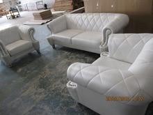 JIXINGE High quality Classical sofa pull clasp sofa ,european style Chesterfield Sofa living room sofa