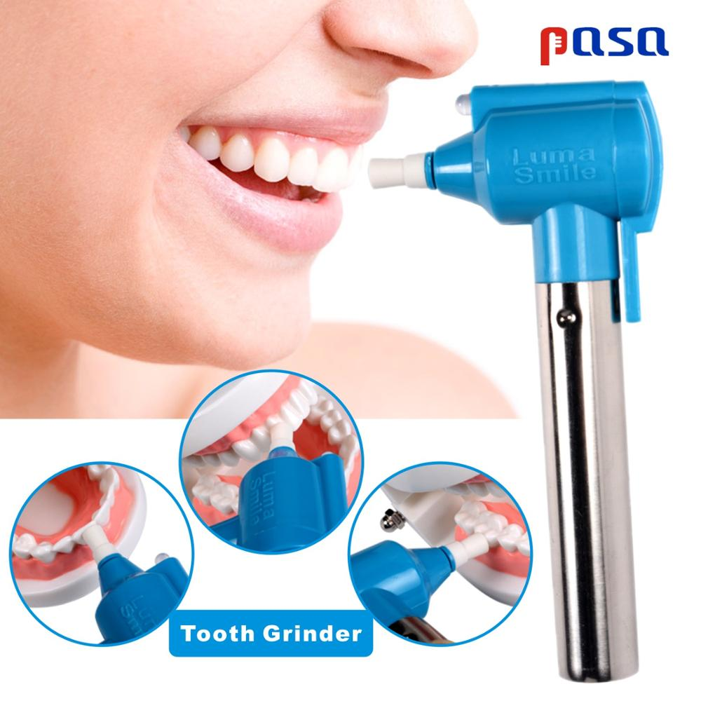 Pasa White Teeth Whitening Polishing  For Oral Teeth Care/Dental Tooth Burnisher Polisher Whitener Stain Remover Products