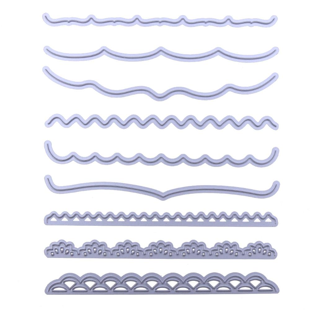 Poisson Pochoir Réutilisable modèle fabrication carte Peinture Meubles Home Decor À faire soi-même AN12