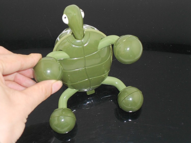 Turtle Toy Massager Shake Slimming Cellulite Body Massager Beauty Health Tool for Hip Neck Face Head Foot 9