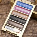 Make-up Shimmer Palette Warm Eye Shadow Makeup Shimmering Powder Eyeshadow Glitter Nude