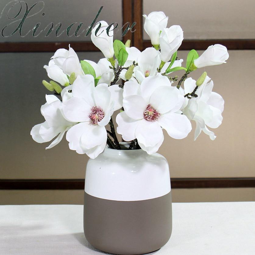 Cymbidium Short Shoot Decoration Artificial Orchid Flower