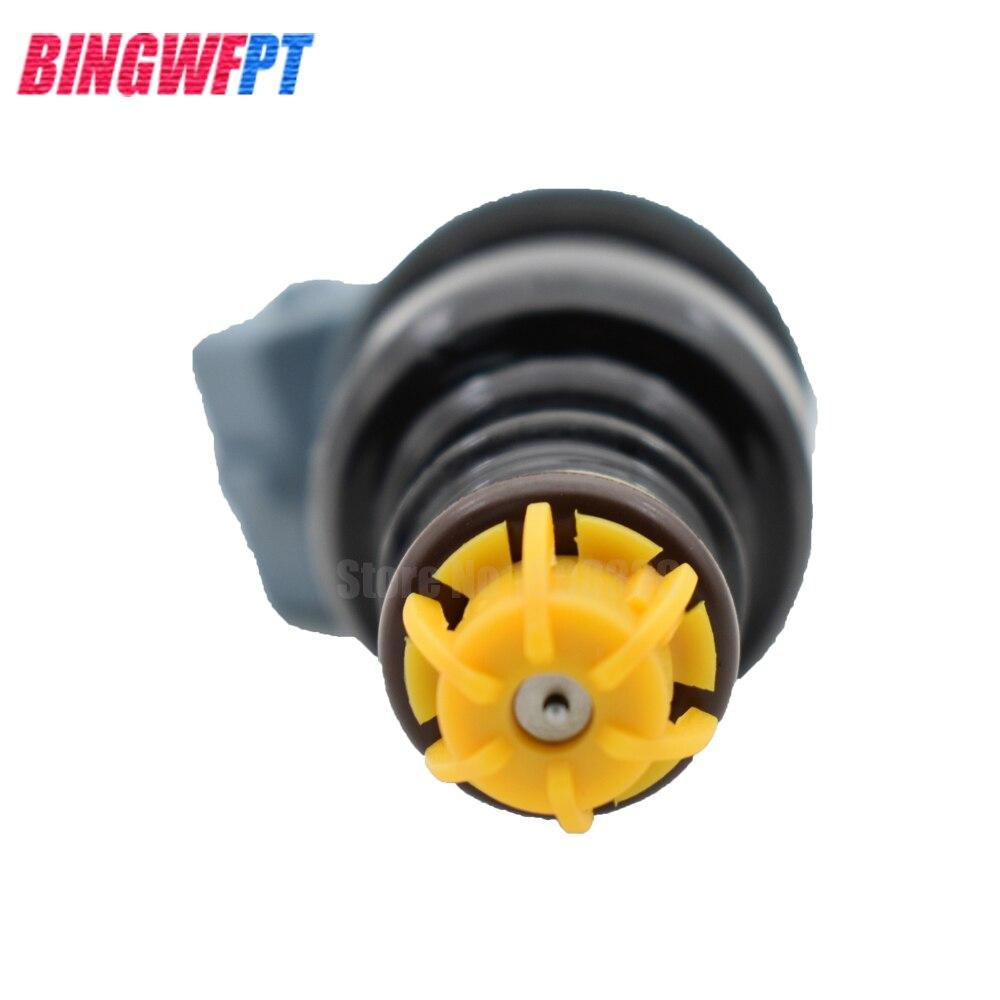 Boquilla inyector de combustible boquilla 7506158 bmw e90 318i