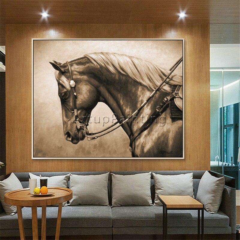 decroracion cavalo abstrata Wall Art Pictures for