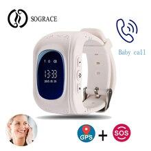 Children Gifts Q50 Child Kid Smart Watch GSM GPRS GPS Locator Tracker Anti-Lost Smartwatch Kids Smart Watches for Baby Safe