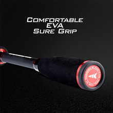 Ultralight Carbon Fishing Reel and Spinning Casting Rod