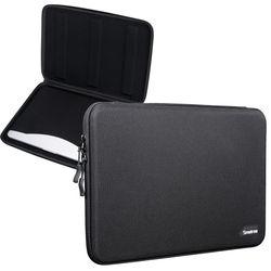 Smatree nylonowa torba na laptopa do 2018/2017 MacBook Pro 15.4 cala/15 ''Dell/microsoft surface Book/