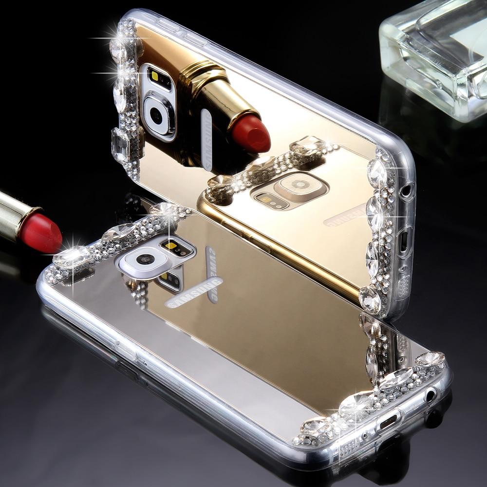 samsung s6 mirror phone case