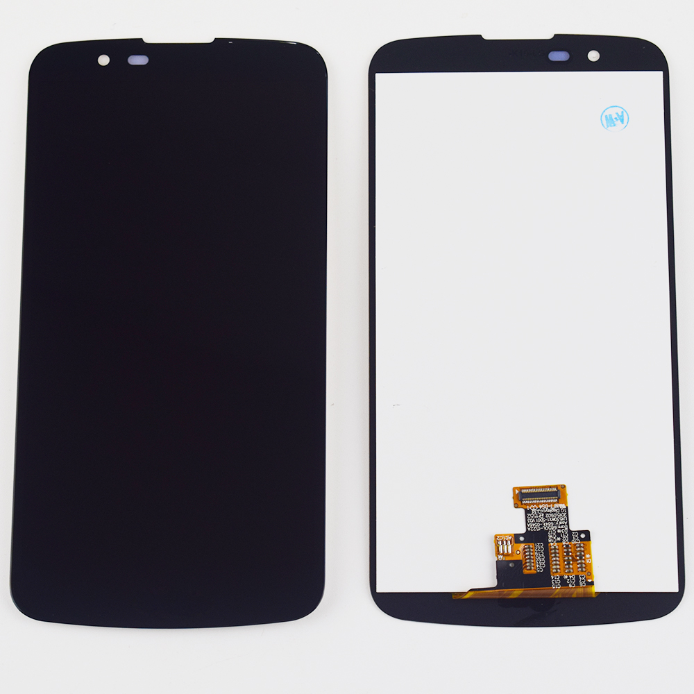 For LG K10 LTE K430 K430DS / K410 K420 K420n LCD Display Monitor Panel Module + Touch Screen Sensor Panel Glass Assembly