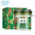 Vegetales silvestres perfect crema limpiadora 200g removedor de maquillaje crema de limpieza profunda limpiador facial de control de aceite de maquillaje crema de eliminación