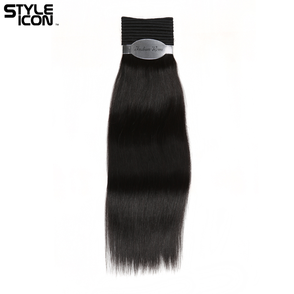 Styleicon Wet And Wavy Human Hair Bundles 1 Piece Deal Indian Remy Hair Passion Weave Bundles Hair Extensions Free Shipping