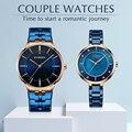 Luxus Marke CURREN Männer Klassische casual Quarz Uhr Edelstahl Wasserdicht Mode-Business Armbanduhren Relogio Masculino