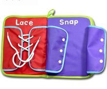 Взрывные Модели раннее образование игрушки Английский 3D одежда для малышей книга головоломки Преподавание детская учебных пособий подарок