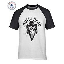 2017 Fashion New Gift Tee Motorhead Casual Skull Print Funny T Shirt for men