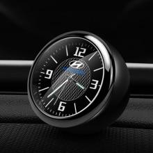 Car decoration car clock watch modified car interior electronic quartz watch For Hyundai Sonata IX35 etc. Clock accessories
