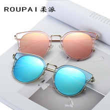 New Fashion Cat Eye Sunglasses Women Brand Designer Vintage Sun Glasses   UV400 Glasses