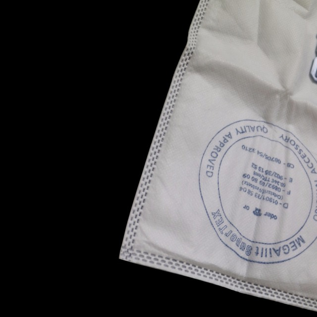 Vacuum Cleaner Dust Bags for Bosch Hoover Hygienic professional BSG80000 468264