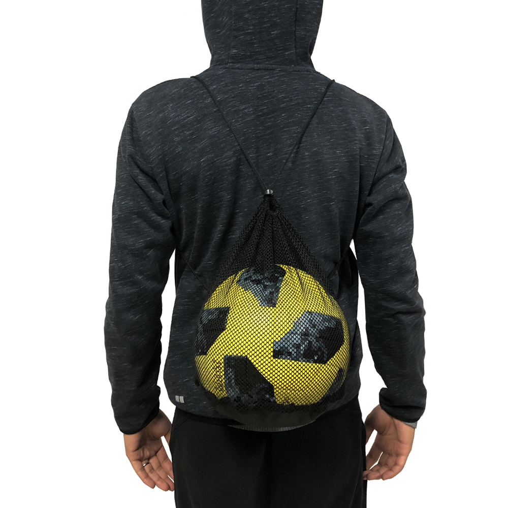 Sincere Soccer Ball Bags Outdoor Sports Shoulder Training Equipment Accessories Kids Football Rugby Cones Volleyball Basketball Bag To Be Distributed All Over The World