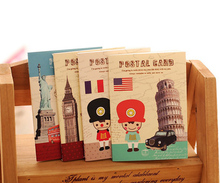 4pcs/lot 12*8.5cm Cute Fresh Learning Supplies Student Prizes Soldiers Small Notebooks Children