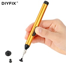 DIYFIX SMD IC Vacuum Sucking Suction Pen Remover Sucker Pick Up Tool Solder Desoldering font b
