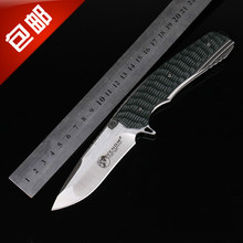 High quality bearing G10 handle S35VN blade knife hunting camping outdoor self-defense knife tactical army Survival knife