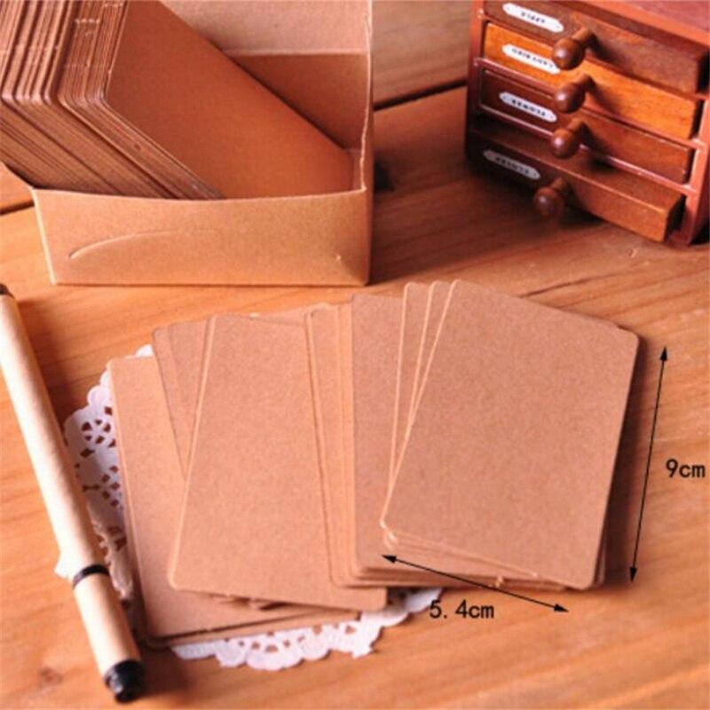 20 шт./лот, милые черно-белые бумажные блокноты из крафт-бумаги, цветные надписи, оставьте сообщения, планировщик, наклейки для студентов, подарки 4