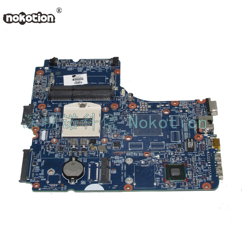 NOKOTION 48.4YW05.011 734085-601 734085-001 Laptop motherboard For hp probook 450 G1 Main Board HM87 full tested 744007 001 744009 001 744016 001 laptop motherboard for hp probook 650 g1 pc mainboard hm87 gm 6050a2566301 mb a03 100% tested