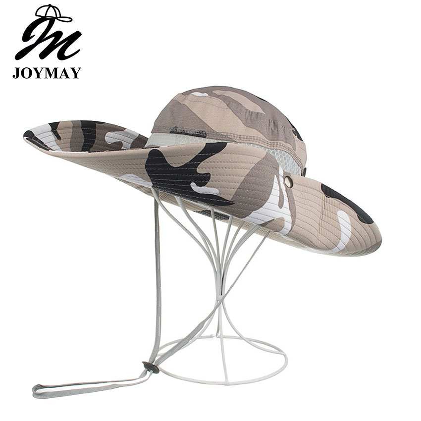 100% QualitäT Joymay Camouflage Boonie Hüte Nepalesischen Kappe Militares Armee Mens Military Wandern Hats Sommer Eimer Hut Angeln Hut Yf016 Exzellente QualitäT