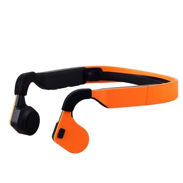 9fd3d648a07 Bone Conduction Headphone Bluetooth Headphone Wireless Bluetooth Earphone  Headset With Mic for sports pk aftershokz bluez 2s