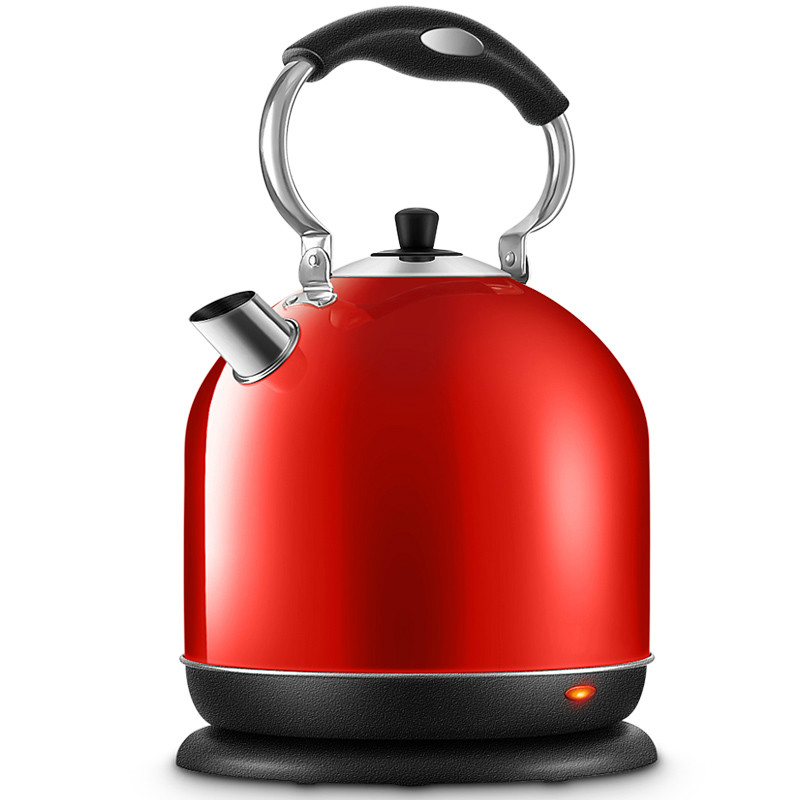 Electric kettle Household electric thermos water bottle boiling 304 stainless steel open Overheat Protection wieco art modern 100