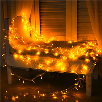 30M 300 Bulbs LED String Lights Christmas Outdoor Lighting Chain Gerlyanda Holiday Lights Decoration Wedding Decorative