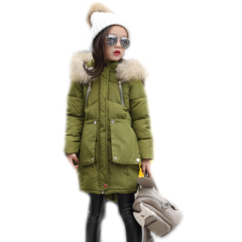 children winter coat 2018 kids winter jackets solid removable hooded baby girl cotton wadded jackets thicken warm kids outwear 2017 winter new women hooded wadded jacket coat parka overcoat velvet thicken warm outwear high quality cloud printing