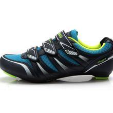 Мужская обувь для шоссейного велоспорта Мужская самоблокирующаяся вращающаяся велосипедная обувь с регулируемым диском дышащая Спортивная обувь для велоспорта обувь для шоссейного велосипеда
