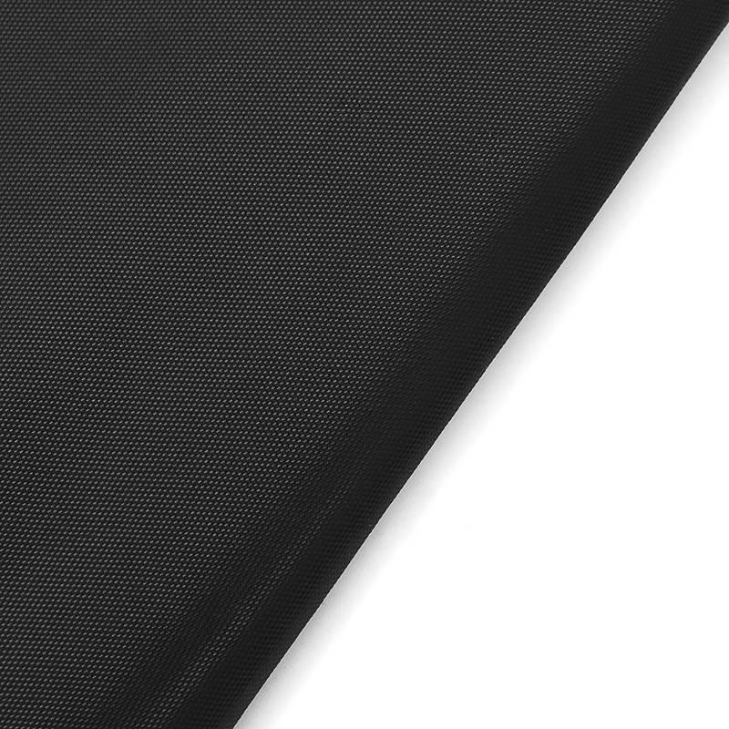 Couverture noire protectrice de piscine de 3.6 m 12 pieds pour le tissu de sol de tissu de Foor de piscines gonflables de cadre au-dessus du sol - 5