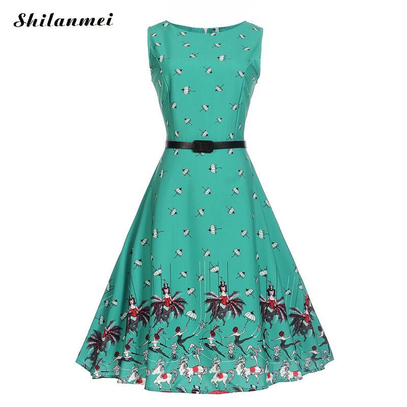 Online Get Cheap Vintage Dresses Size 16 -Aliexpress.com | Alibaba ...