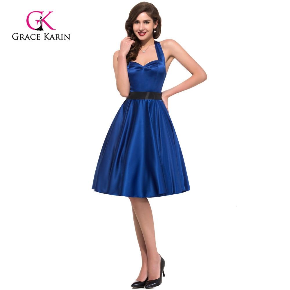 Vintage Style Swing Dresses for Women