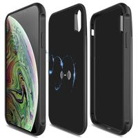 For iPhone X/XR/XS/XS Max Qi Wireless Charging Battery Case Power Bank Charger Case