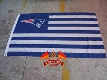 New England Patriots football club  flag,free shipping New England Patriots  Rugby club banner, 90*150CM polyster